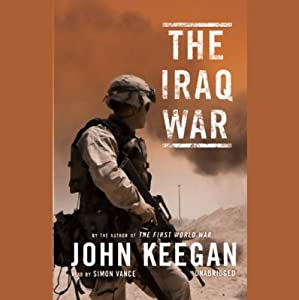 The Iraq War Audiobook
