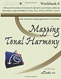 Mapping Tonal Harmony Workbook 6, Ariel Ramos, 1482362627