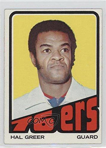 Hal Greer (Basketball Card) 1972-73 Topps - [Base] #56