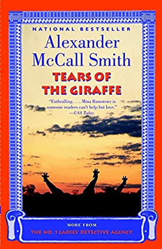 book cover of Tears Of The Giraffe