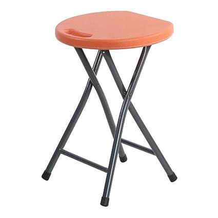 Marvelous Amazon Com Plastic Folding Stools With Carrying Handlehome Inzonedesignstudio Interior Chair Design Inzonedesignstudiocom