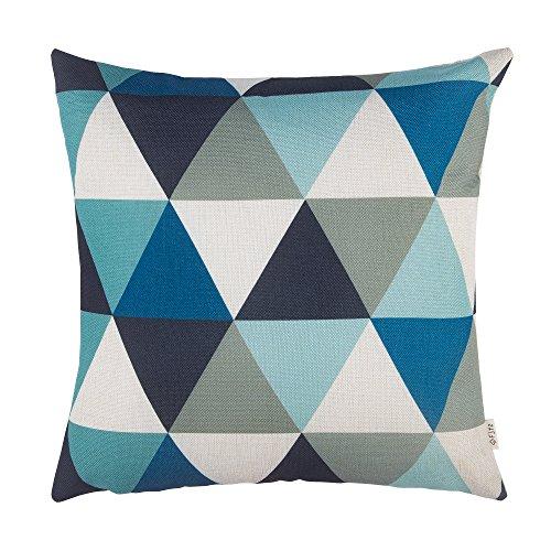 Cotton Linen Fjfz Home Decorative Throw Pillow Case Cushion