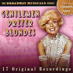 Gentlemen Prefer Blondes (OCR)
