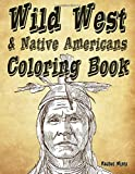Amazon Com Wild West Coloring Book For Adults