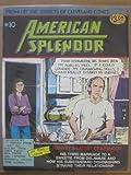 American Splendor #10, 1985, by Harvey Pekar