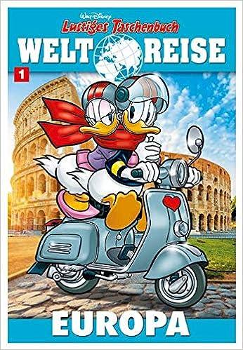 Lustiges Taschenbuch – Europa (LTB Weltreise 1)