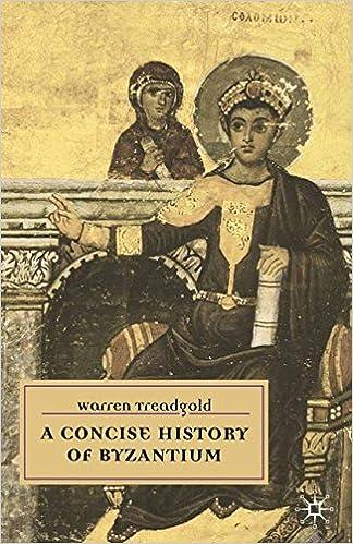 HISTORY OF BYZANTIUM EBOOK