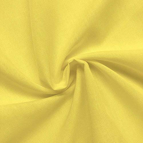 - Cotton Polyester Broadcloth Fabric Premium Apparel Quilting 45