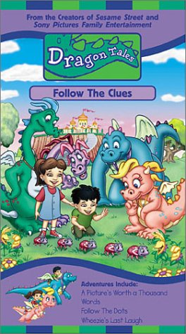 Dragon Tales - Follow the Clues [VHS]