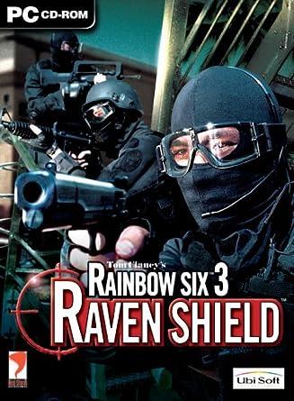 Tom Clancy's Rainbow Six 3: Raven Shield [Import allemand]: Amazon.fr: Jeux  vidéo