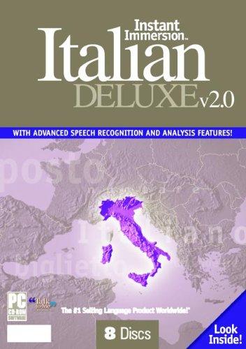 Instant Immersion Italian Deluxe V2 0