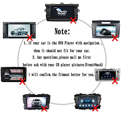 Aux Interface,Yomikoo Car USB MP3 Interface Adapter 3 5mm AUX in Input for  2005-2011 Camry 2003-2015 Corolla 2004-2010 Highlander 2004-2010