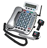 Geemarc Ampli600 Amplified Emergency Connect Phone