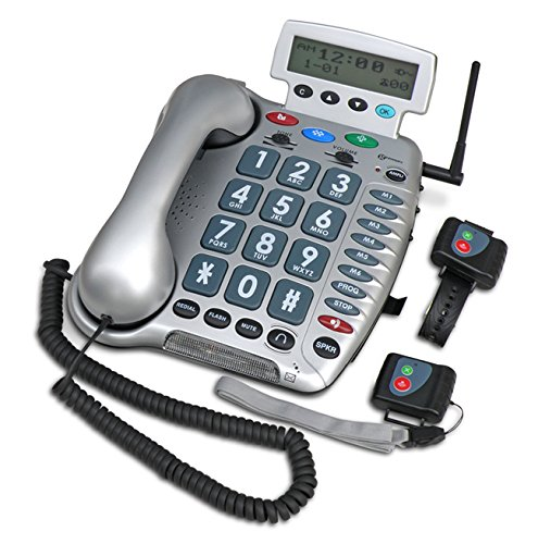 Hearing Impaired Phone Alert - 3