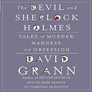 The Devil and Sherlock Holmes Hörbuch