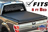 Ionic SE Tonneau Truck Bed Cover 1999-2006 Chevy Silverado GMC Sierra 8 Ft Bed 22189-2.1
