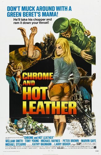 Chrome and Hot Leather POSTER Movie (27 x 40 Inches - 69cm x 102cm) (1971)