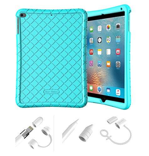 Bear Motion Silicon Case for iPad 9.7