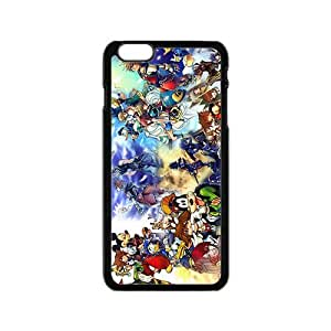 Disney lovely anime pattern Cell Phone Case for Iphone 6