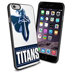American Football NFL TENNESSEE TITANS Logo, Cool iPhone 5s Case Cover Collector iPhone TPU Rubber Case Black