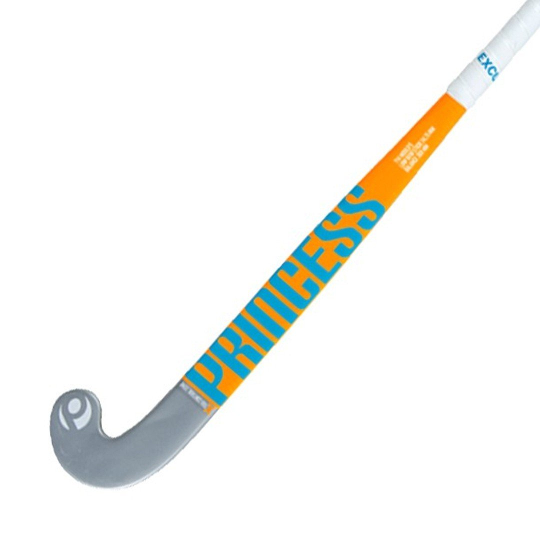 48660fcf86d Princess 3 Star T14 Composite Hockey Stick - Blue/Orange - 36.5 - Light:  Amazon.co.uk: Sports & Outdoors