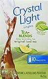 Best Tea For Ice Teas - CRYSTAL LIGHT SINGLES - Iced Tea, 12 Pack Review