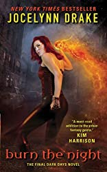 Burn the Night: The Final Dark Days Novel (Dark Days Series)