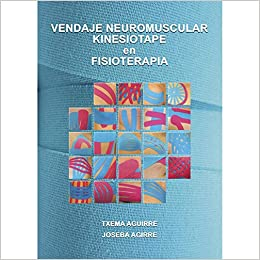 kinesiology tape manual txema aguirre