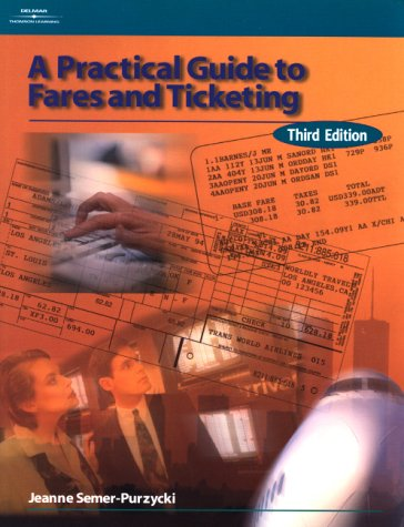 Practical Guide To Fares   Ticketing