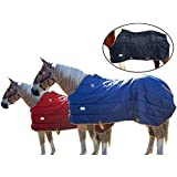Derby Winter Horse Stable Blanket 420D Nylon West Style 300g & 210T lining