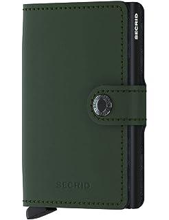 cc2c2b3eab78 SECRID safe-rfid metal cc case w leather /blk: Amazon.co.uk: Clothing