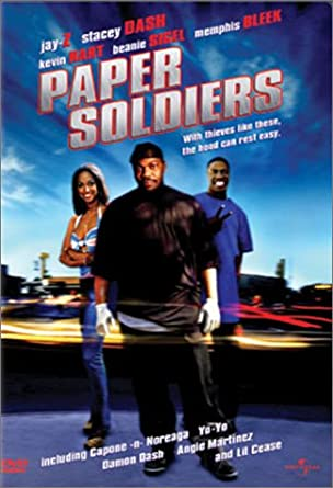 Amazon com: Paper Soldiers: Kevin Hart, Jay-Z, Damon Dash