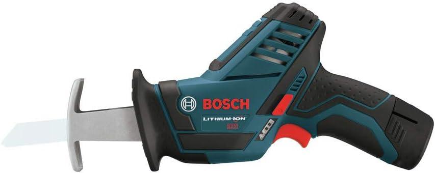 Bosch PS60-2A-RT 12V Max Cordless Lithium-Ion Pocket Reciprocating Saw Renewed