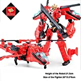 Transformers 5 Film Characters Movie Souvenir Toy Car Robot Model Creative Transformation Series Toys - Helicopter