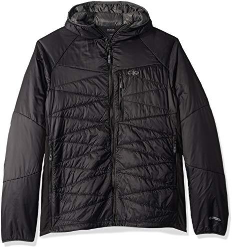 Outdoor Research Men's Cathode Hooded Jacket, black, Medium