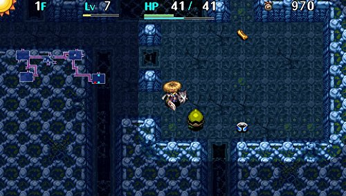 Shiren The Wanderer: The Tower of Fortune and the Dice of Fate - PlayStation Vita by Aksys (Image #15)