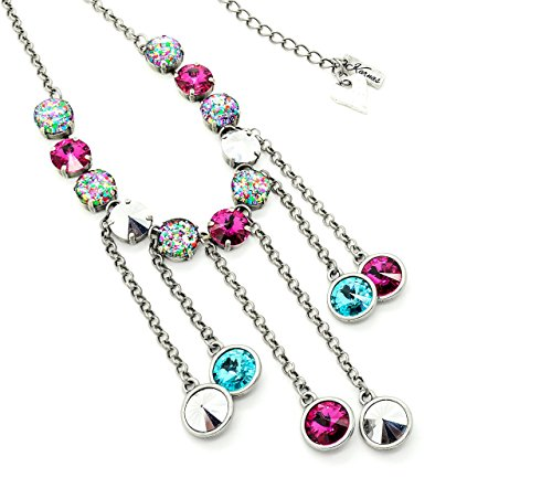 i-love-confetti-12mm-necklace-made-with-swarovski-elements-pick-your-finish-karnas-design-studio