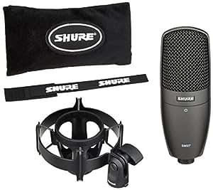 Shure SM-27-SC Multi-Purpose Condenser Microphone