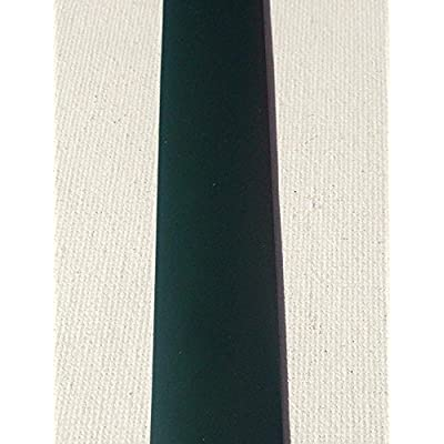 "Dark Green 1.5"" Wide 20' Length Chair Vinyl Strap Strapping for Patio Lawn Garden Outdoor Furniture Matte Finish Color: Kitchen & Dining"