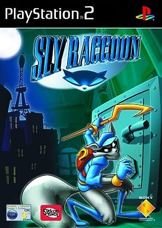 Sly Racoon (PS2) [Importación Inglesa]: Amazon.es: Videojuegos