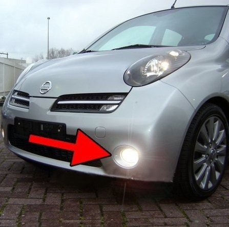 nissan march lights - 6