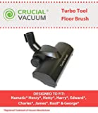 Replacement for Numatic Turbo Head Floor Brush Fits Basil, Edward, George, Henry, Hetty & James, by Think Crucial