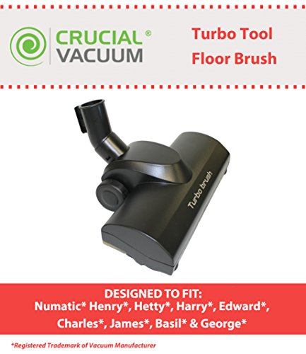Replacement for Numatic Turbo Head Floor