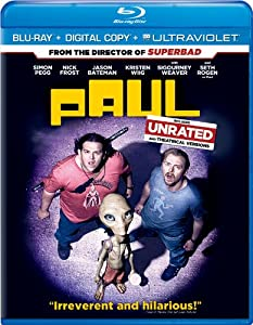 Cover Image for 'Paul (Blu-ray + Digital Copy + UltraViolet)'