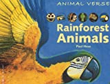 Rainforest Animals, Paul Hess, 1840895608