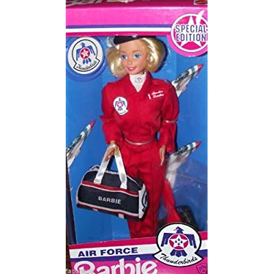 Barbie Doll Air Force Barbie New in Box 1993: Toys & Games