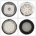 3-Colour-LED-Light-Change-Faucet-Doccia-rubinetto-acqua-Sensore-di-temperatura-No-Batteria-rubinetto-acqua-Glow-Doccia-Vite-sinistra-Verde