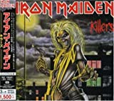 Killers [Japanese Import] by Iron Maiden (2006-09-06)