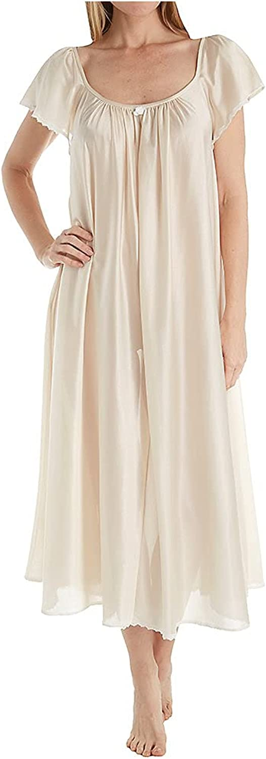 Amanda Rich Inventory cleanup selling sale Women's Cap Sleeve Length Gown Ankle Selling rankings 150-SH