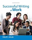 Successful Writing at Work (MindTap for English) 9781305667617